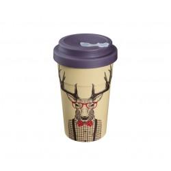 """Eco Line Cup Zassenhaus """"Deer"""""""