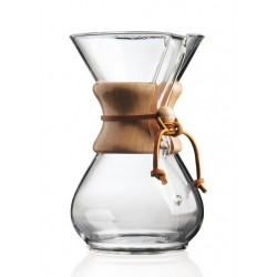 CHEMEX - Koffiezet 6 kopjes