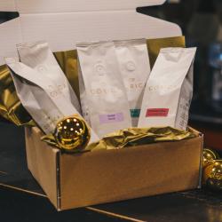 CHRISTMAS BOX - Espresso